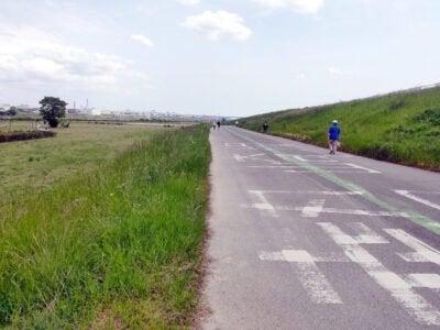 荒川サイクリングロード その2
