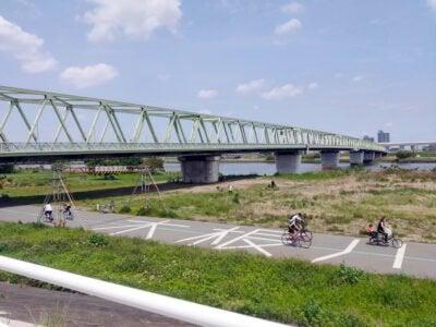 荒川サイクリングロード その1